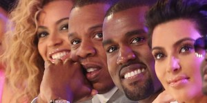 Kim Kardashian Using Kanye To Diss Beyonce & Jay Z