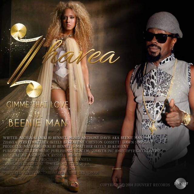 Jhavea Ft Beeenie Man – Gimmi That Love [New Music]