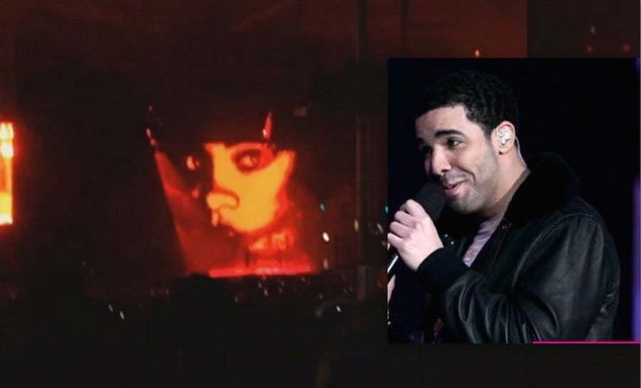 Drake Rihanna devil