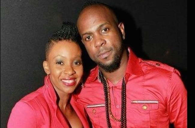 Fay Ann and Bunji