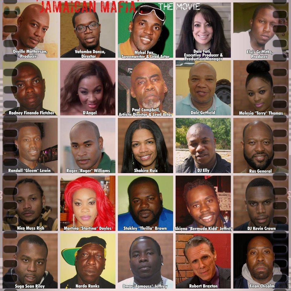 Jamaican Mafia cast