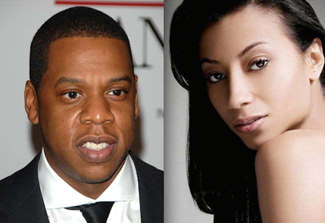Jay Z mistress LIV