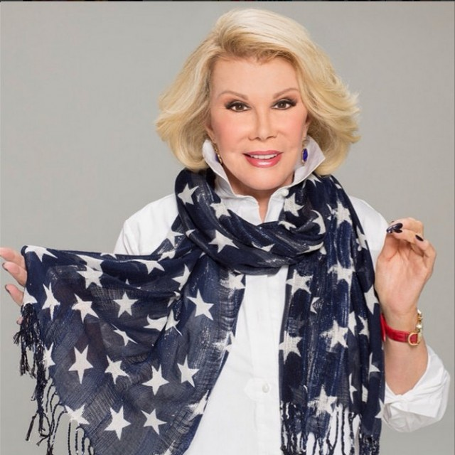 Comedian Joan Rivers In Critical Condition In A NYC Hospital