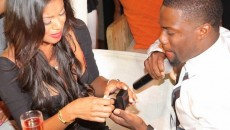 Kevin Hart And Girlfriend Eniko Parrish Engaged