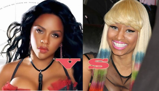 "Lil' Kim Dissing Nicki Minaj Again On ""Identity Theft"", Why Nicki Should Respond"