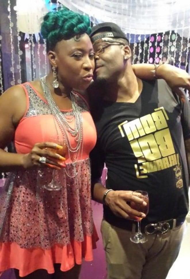 Majah Hype and Macka Diamond