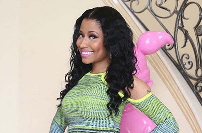 Nicki Minaj 2015 pic