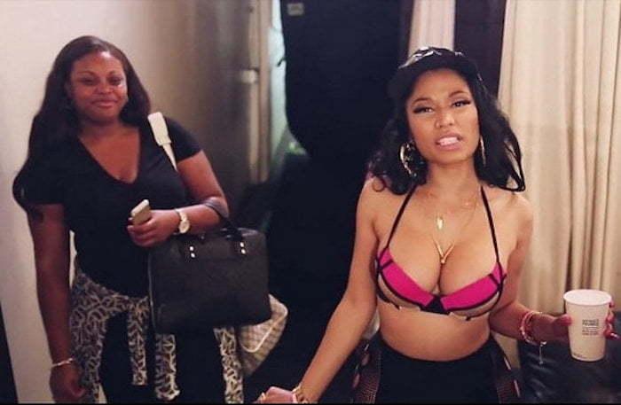 Nicki Minaj Vlog Anaconda