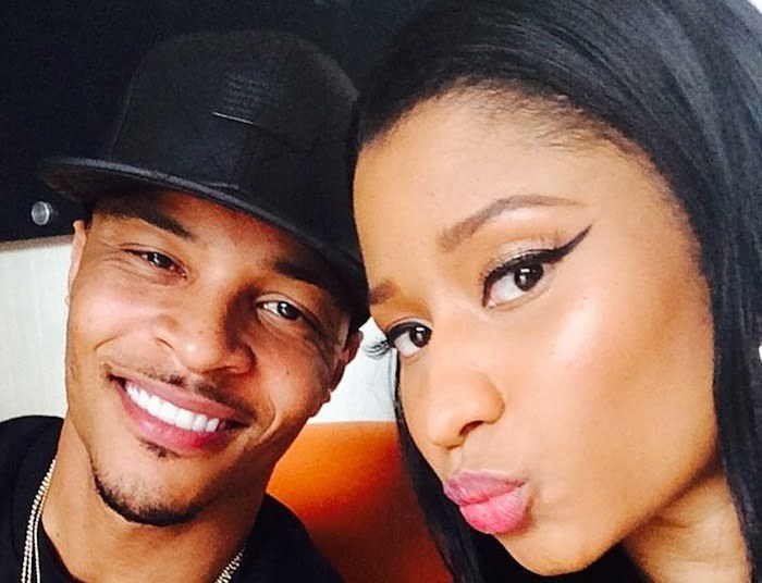 Nicki Minaj and T.I.