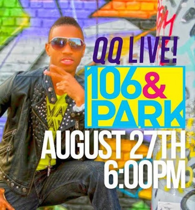 QQ Invades 106 & Park On August 27th