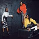 Rihanna Naomi Iman W Magazine 1