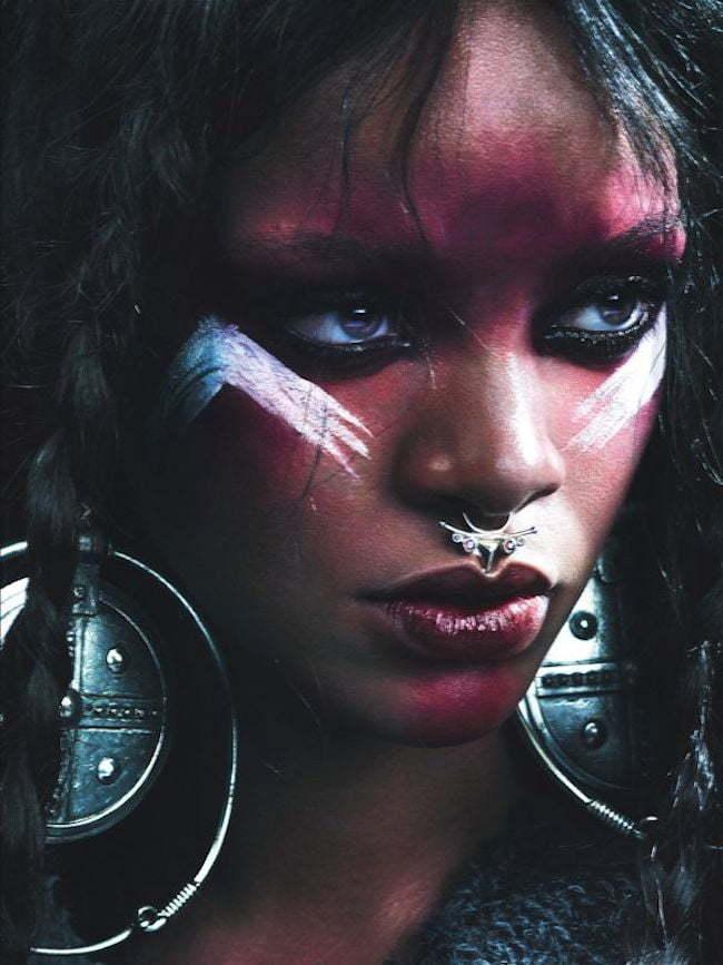 Rihanna W Magazine 2