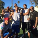 Team Breezy kickball
