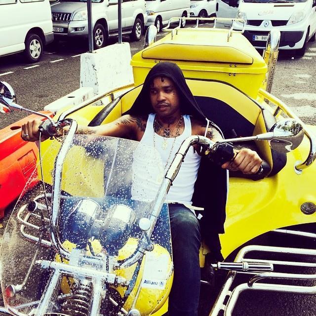 Tommy Lee Sparta Harley Davidson