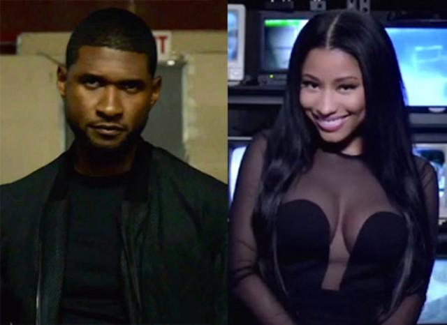 WATCH: Usher Ft. Nicki Minaj – She Came To Give It To You