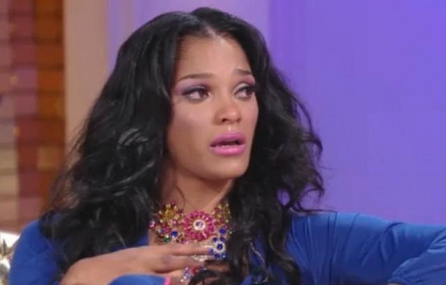 LHHATL: Joseline Hernandez Smoking Crack Before Brawl