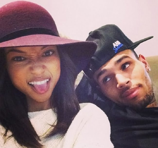 Karrueche Chris Brown split
