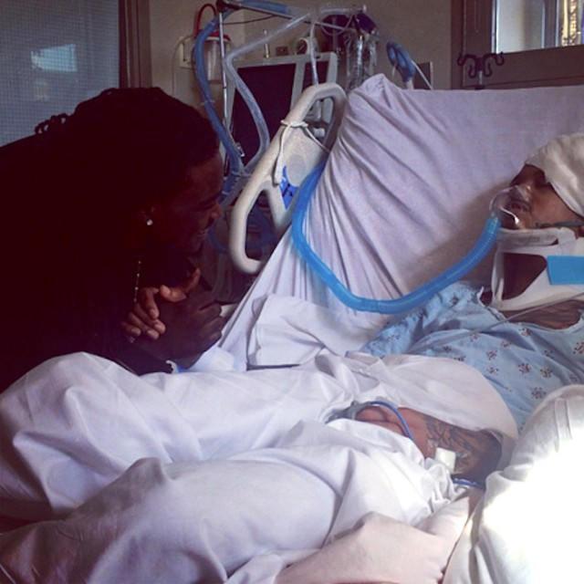 August Alsina Awaken From Coma After Concert Collapse
