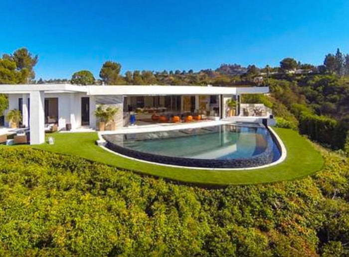 Beyonce and Jay Z home