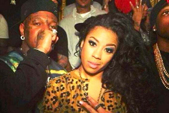 Birdman and Keyshia Cole