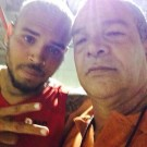 Chris-Brown-and-Ronald-Fenty-selfie
