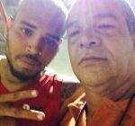 Chris-Brown-and-Ronald-Fenty-selfie