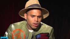 Chris Brown Priceless Advice To Ray Rice On Domestic Violence [VIDEO]