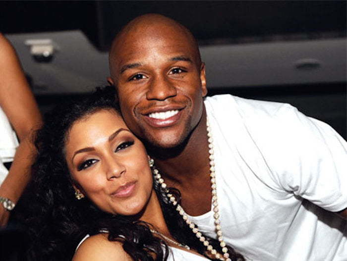 floyd mayweather fiance shantel jackson ring galleryhip     the hippest galleries