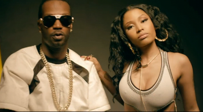 Jucy J and Nicki Minaj