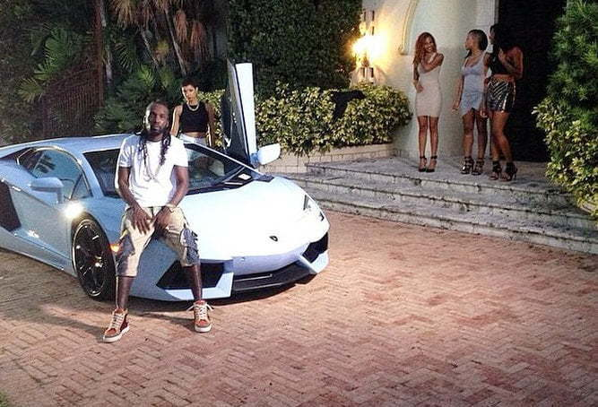 Mavado Lamborghini 1