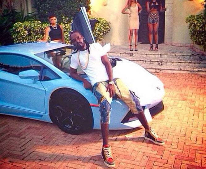 Mavado Lamborghini