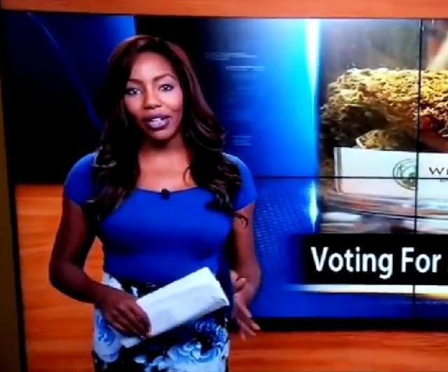 Alaskan TV Reporter Who Drop F Bomb Explain Why She Did It