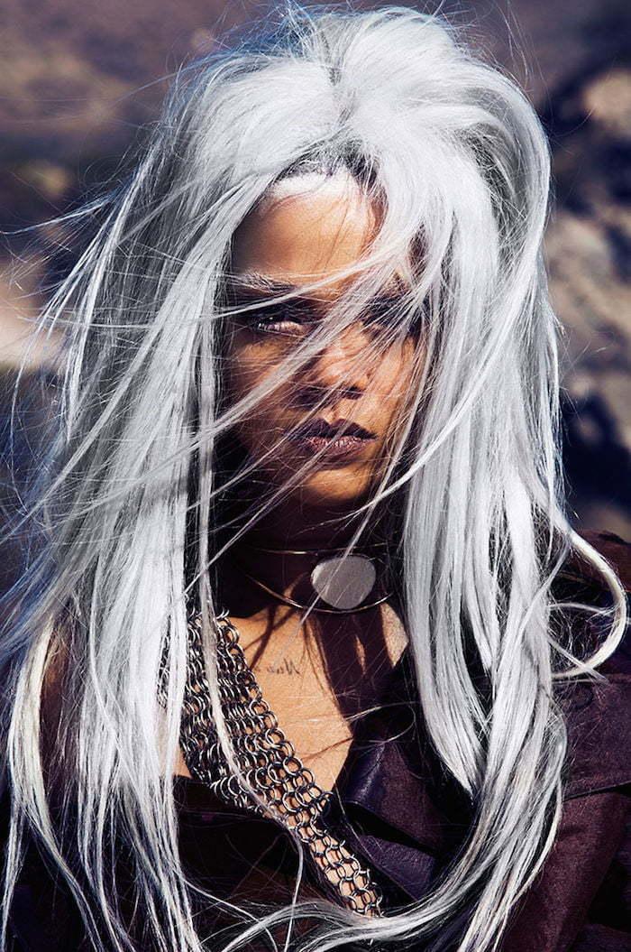 Rihanna Tush Mag 8