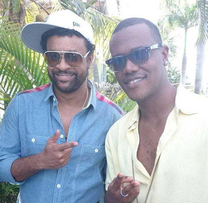 Shaggy and Kevin Lyttle