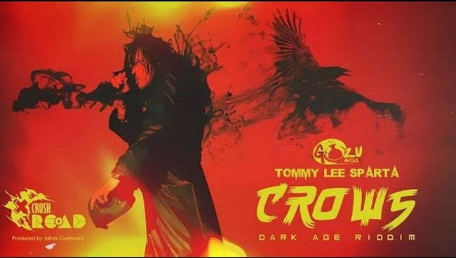 Tommy Lee Sparta Crow