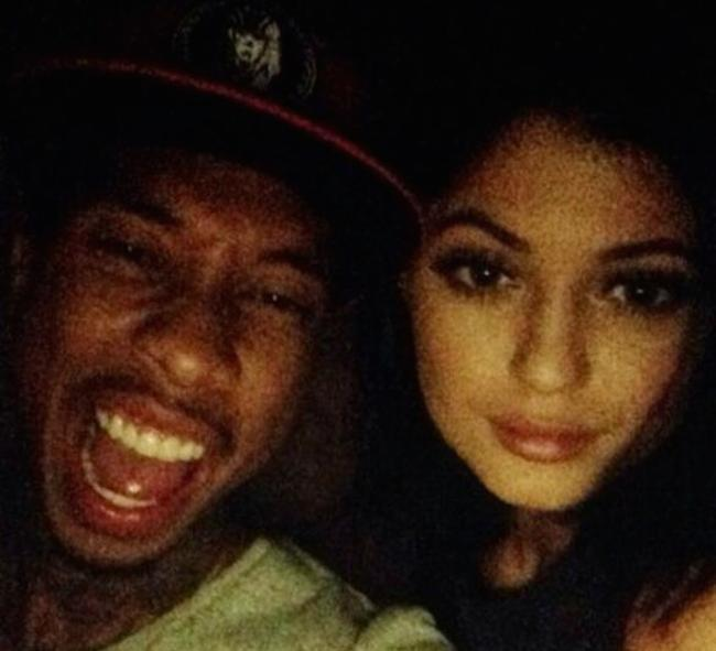 Tyga and Kylie Jenner dating