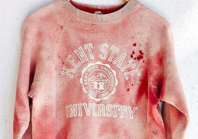 Urban Outfitters Blood Stain Sweatshirt