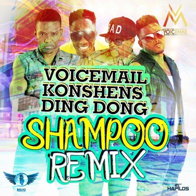 Voicemail Konshens Ding Dong Shampoo Remix