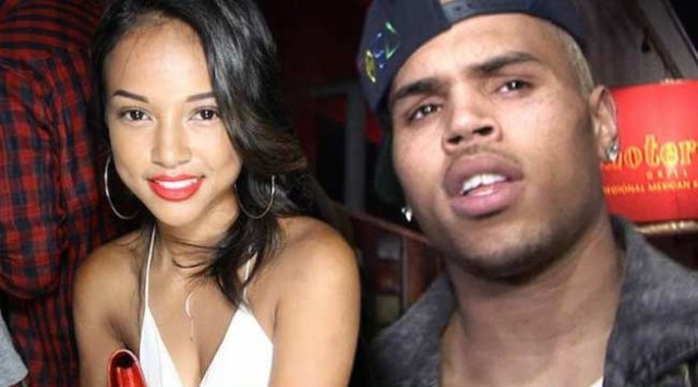 Chris Brown Kicks Karrueche Out His Bed Call Her Nasty B