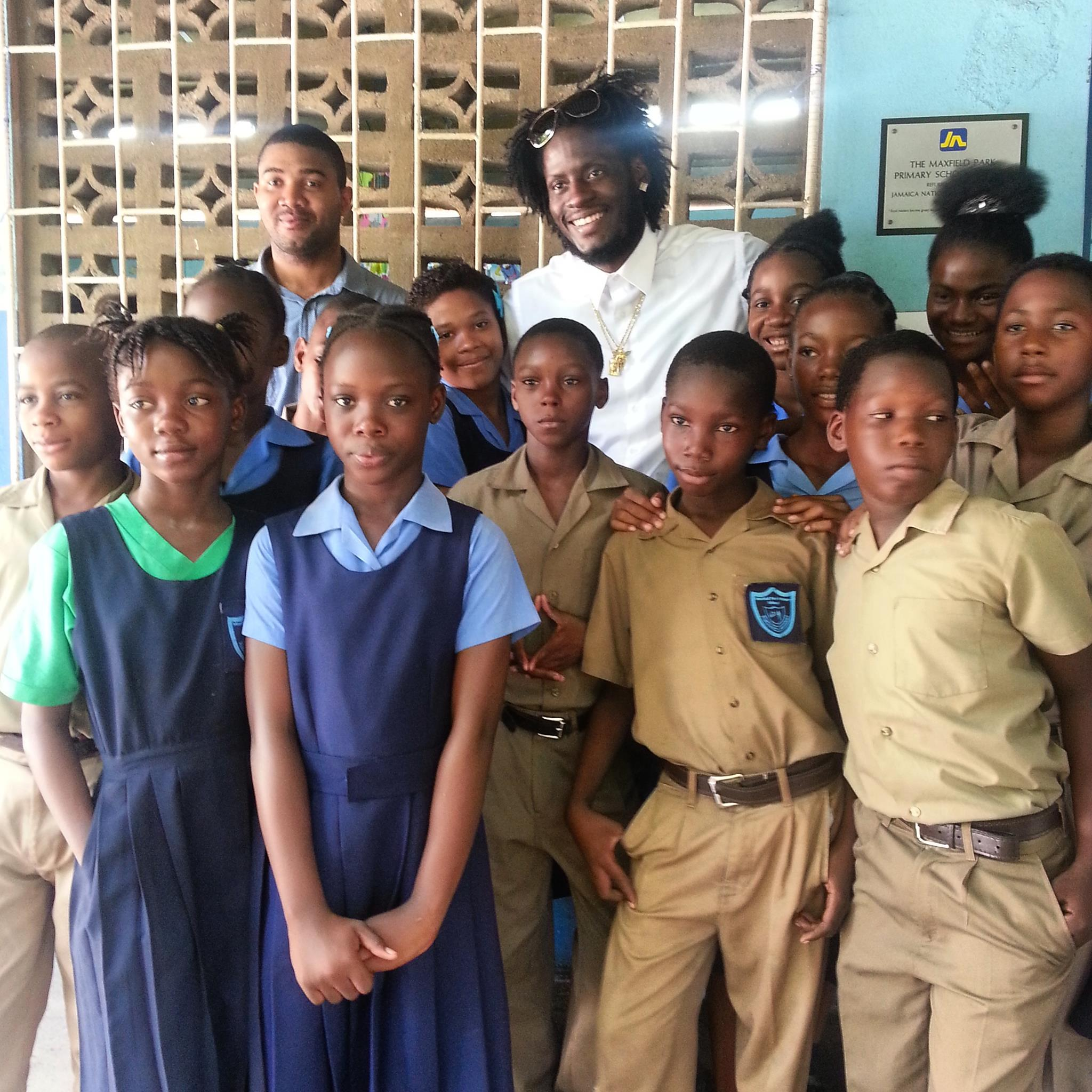 Aidonia foundation 2