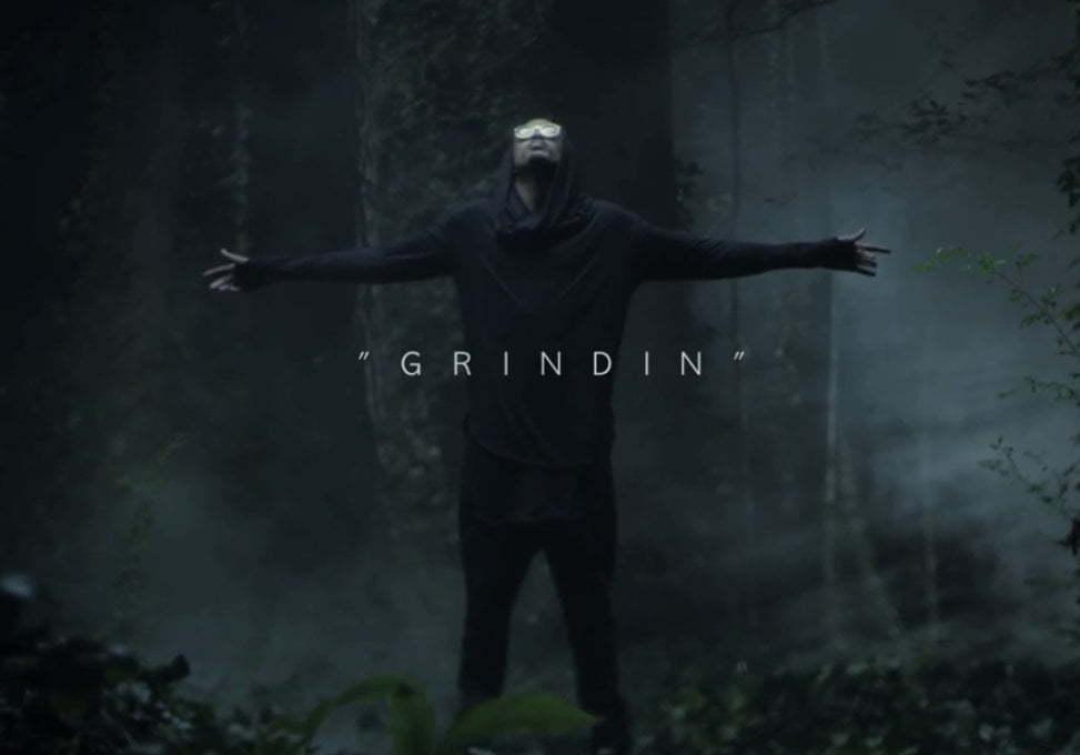 August Alsina Grindin video