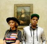 Beyonce and Jay Z Louvre