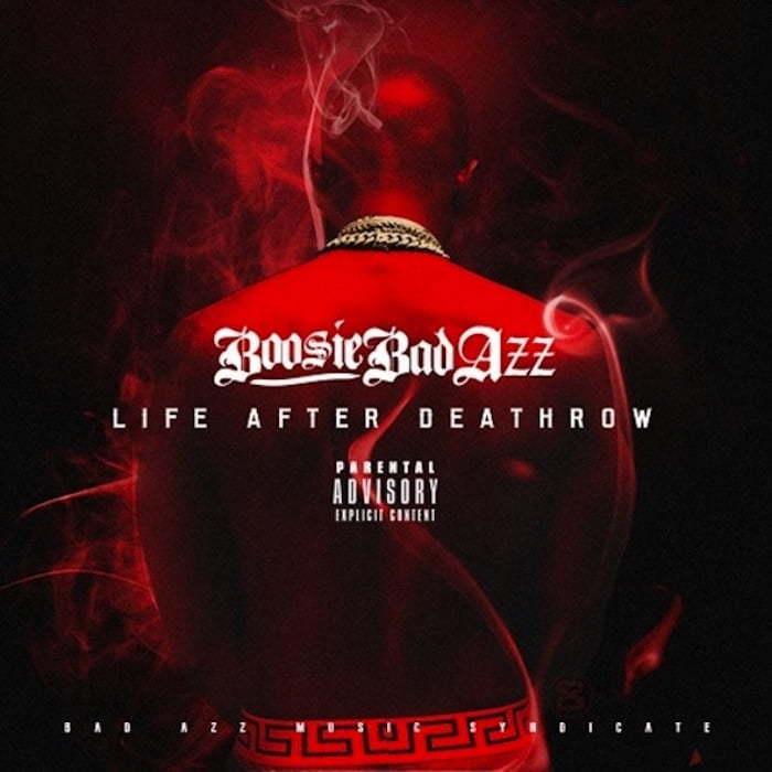 Boosie Life after Deathrow artwork