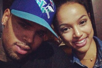 Chris Brown & Karrueche Still Together Despite Kendall Jenner Rumors