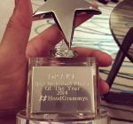 Drake Hood Grammy