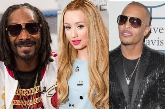T.I. Calls Snoop Dogg And End Iggy Azalea Beef