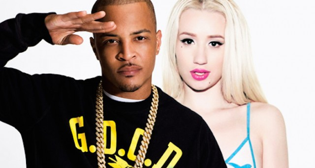 T.I. Says Iggy Azalea Should Be Judge On Her Music, Not Where She Is From