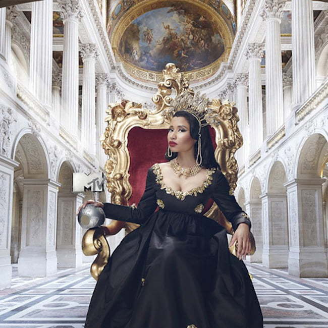 Nicki Minaj MTV EMA