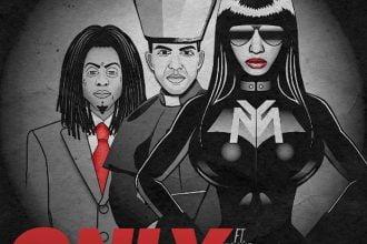 "Nicki Minaj News: New Song ""Only"" To Feature Drake, Lil Wayne & Chris Brown"