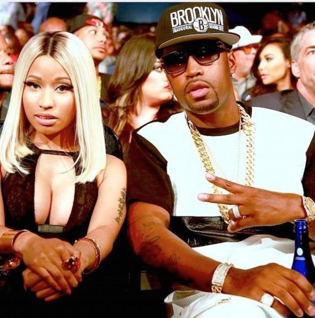 Nicki Minaj & Safaree Samuels Still Together Despite Tattoo Drama